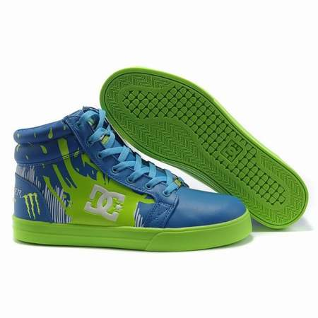 chaussure dc shoes usa