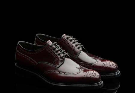 a861c7d2cc chaussures homme luxe bicolore