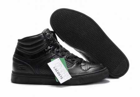 5908d4b3f7 Italiennes chaussures Lacoste Homme Chaussures Montante AR34jLcq5